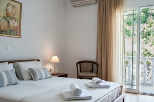 Double Room with Mountain View, Golden Beach hotel: Larissa hotels Agiokampos rooms beach